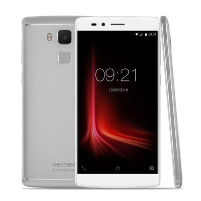 Vernee Apollo Lite 4G+ PhabletCell phones<br>Vernee Apollo Lite 4G+ Phablet<br><br>2G: GSM 850/900/1800MHz<br>3G: WCDMA 900/2100MHz<br>4G: FDD-LTE 800/1800/2100/2600MHz<br>Additional Features: Fingerprint recognition, E-book, Calendar, Calculator, Browser, Bluetooth, Alarm, 4G, 3G, Fingerprint Unlocking, FM, Sound Recorder, GPS, MP3, MP4, OTG, People, Video Call, Wi-Fi<br>Aperture: f/2.0<br>Auto Focus: Yes<br>Back camera: with flash light and AF<br>Back-camera: 16.0MP<br>Battery Capacity (mAh): 3180mAh<br>Battery Type: Non-removable, Lithium-ion Polymer Battery<br>Battery Volatge: 3.8V<br>Bluetooth Version: V4.0<br>Brand: Vernee<br>Camera Functions: HDR, Face Detection, Face Beauty, Anti Shake<br>Camera type: Dual cameras (one front one back)<br>Cell Phone: 1<br>Certifications: 3C,MSDS,UN38.3<br>Cores: Deca Core<br>CPU: MTK6797<br>E-book format: PDF, TXT<br>External Memory: TF card up to 128GB (not included)<br>Flashlight: Yes<br>FM radio: Yes<br>Front camera: 5.0MP<br>Games: Android APK<br>Google Play Store: Yes<br>GPU: Mali T880<br>I/O Interface: Type-C, 3.5mm Audio Out Port<br>Language: Android OS supports multi-language<br>Live wallpaper support: Yes<br>MS Office format: PPT, Word, Excel<br>Music format: WAV, AAC, MP3, OGG<br>Network type: GSM+WCDMA+FDD-LTE<br>OS: Android 6.0<br>Package size: 18.50 x 11.00 x 5.50 cm / 7.28 x 4.33 x 2.17 inches<br>Package weight: 0.4890 kg<br>Picture format: GIF, BMP, JPEG, PNG<br>Power Adapter: 1<br>Product size: 15.20 x 7.60 x 0.90 cm / 5.98 x 2.99 x 0.35 inches<br>Product weight: 0.1780 kg<br>RAM: 4GB RAM<br>ROM: 32GB<br>Screen resolution: 1920 x 1080 (FHD)<br>Screen size: 5.5inch<br>Screen type: Capacitive (5-Points), Corning Gorilla Glass 3, 2.5D Arc Screen<br>Sensor: Accelerometer,Ambient Light Sensor,Geomagnetic Sensor,Gravity Sensor,Gyroscope,Hall Sensor,Proximity Sensor<br>Service Provider: Unlocked<br>SIM Card Slot: Dual SIM, Dual Standby<br>SIM Card Type: Micro SIM Card, Nano SIM Card<br>SIM Needle: 1<br>Touch Focus: Y