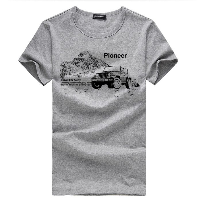 Pioneer Camp T-shirt