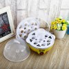 Multi-functional Two Layers 14 Eggs Boiler for sale
