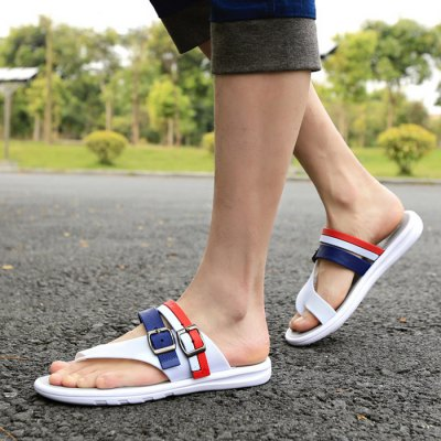 Men Leisure Flat Sole Flip-flop