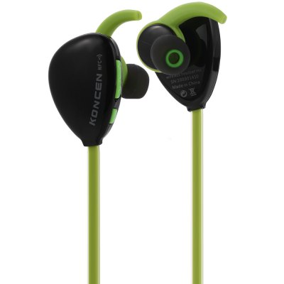 KONCEN X13 Bluetooth Sport In-ear Earbuds with Mic