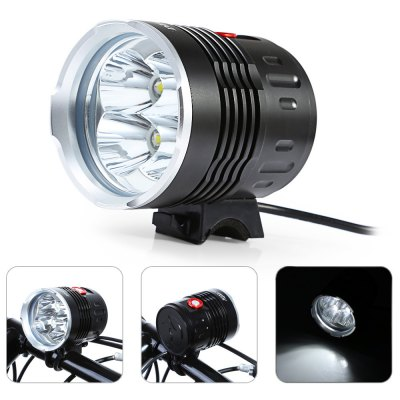 DECAKER Bicycle Light Flashlight
