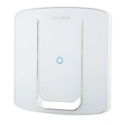 Orvibo ZigBee Smart SwitchOther Home Improvement<br>Orvibo ZigBee Smart Switch<br><br>Brands: Orvibo<br>Frequency (Hz): 50 / 60Hz<br>Output Adjustable Range : 80m (in open air)<br>Package Contents: 1 x Orvibo ZigBee Smart Switch, 2 x Screw<br>Package size (L x W x H): 15.00 x 12.00 x 5.50 cm / 5.91 x 4.72 x 2.17 inches<br>Package weight: 0.205 kg<br>Power (W): Less than 0.1W<br>Product size (L x W x H): 9.00 x 8.60 x 3.40 cm / 3.54 x 3.39 x 1.34 inches<br>Product weight: 0.100 kg