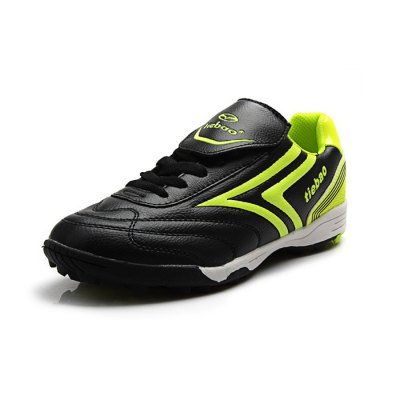 TIEBAO 1046 - 1 Soccer SneakersShoes<br>TIEBAO 1046 - 1 Soccer Sneakers<br><br>Brand: TIEBAO<br>Closure Type: Lace-Up<br>Color: Red,Yellow<br>Features: Anti-slip, Durable, Lightweight<br>Gender: Men<br>Model Number: 1046-1<br>Package Contents: 1 x Pair of TIEBAO 1046-1 Sneakers<br>Package size: 32.50 x 22.00 x 11.50 cm / 12.8 x 8.66 x 4.53 inches<br>Package weight: 1.180 kg<br>Product weight: 0.900 kg<br>Size: 40,41,42,43,44<br>Sole Material: Rubber<br>Type: Soccer Shoes