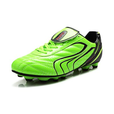 TIEBAO 1025B Soccer SneakersShoes<br>TIEBAO 1025B Soccer Sneakers<br><br>Brand: TIEBAO<br>Closure Type: Lace-Up<br>Color: Green<br>Features: Anti-slip, Durable, Lightweight<br>Gender: Men<br>Model Number: 1025B<br>Package Contents: 1 x Pair of TIEBAO 1025B Sneakers<br>Package size: 32.50 x 22.00 x 11.50 cm / 12.8 x 8.66 x 4.53 inches<br>Package weight: 1.180 kg<br>Product weight: 0.900 kg<br>Size: 40,41,42,43,44<br>Sole Material: TPU<br>Type: Soccer Shoes