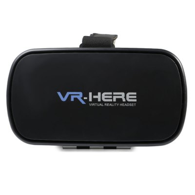 VR HERE 3D Virtual Reality Glasses Self-adhesive Case 181956101