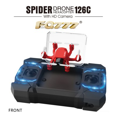 FQ777 126C RC Hexacopter Spider Drone