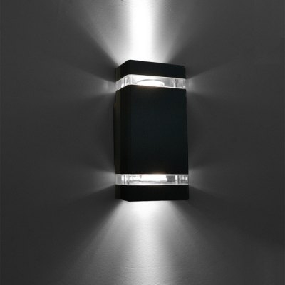 Waterproof LED Wall Sconce Up and Down Lighting