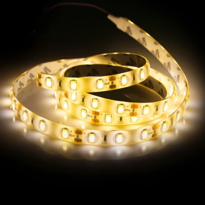 60 x SMD5730 18W 1400Lm 100CM Waterproof LED Strip Lamp