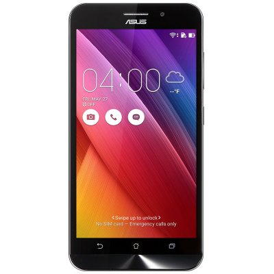 ASUS Zenfone Max Pro 4G PhabletCell phones<br>ASUS Zenfone Max Pro 4G Phablet<br><br>Brand: ASUS<br>Type: 4G Phablet<br>OS: Android 5.0<br>Service Provide: Unlocked<br>Language: English, Bahasa Indonesia, Bahasa Melayu, Bosanski, Catala, Cestina, Dansk, Deutsch, Eesti, Espanol, Filipino, French, Hrvatski, Isizulu, Kiswahili, Italiano, Latviesu, Lietuviu, Nederlands, Portugues<br>SIM Card Slot: Dual SIM<br>SIM Card Type: Dual Micro SIM Card<br>CPU: Snapdragon 410 ( Qualcomm MSM8916 )<br>Cores: 1GHz,Quad Core<br>GPU: Adreno 306<br>RAM: 2GB RAM<br>ROM: 32GB<br>External Memory: TF card up to 64GB (not included)<br>Wireless Connectivity: 3G,4G,A-GPS,Bluetooth 4.0,GPS,GSM,WiFi<br>WIFI: 802.11b/g/n wireless internet<br>Network type: GSM+WCDMA+FDD-LTE<br>2G: GSM 850/900/1800/1900MHz<br>3G: WCDMA 2100MHz<br>4G: FDD-LTE 1800/2100MHz<br>Screen type: IPS<br>Screen size: 5.5 inch<br>Screen resolution: 1280 x 720 (HD 720)<br>Camera type: Dual cameras (one front one back)<br>Back camera: 13.0MP,with flash light and AF<br>Front camera: 5.0MP<br>Video recording: Yes<br>Touch Focus: Yes<br>Auto Focus: Yes<br>Flashlight: Yes<br>Picture format: JPEG<br>Music format: AAC,AMR,MP3,OGG,WAV<br>Video format: 3GP,AVI,FLV,RMVB,WMV<br>E-book format: PDF,TXT<br>Games: Android APK<br>I/O Interface: 2 x Micro SIM Card Slot,Micro USB Slot,TF/Micro SD Card Slot<br>Bluetooth version: V4.0<br>Sensor: Accelerometer,Ambient Light Sensor,Geomagnetic Sensor,Gravity Sensor,Hall Sensor,Proximity Sensor<br>FM radio: Yes<br>OTG : Yes<br>Sound Recorder: Yes<br>Additional Features: 3G,4G,Alarm,Bluetooth,Browser,Calculator,Calendar,E-book,FM,GPS,MP3,MP4,OTG,Wi-Fi<br>Battery Capacity (mAh): 5000mAh Built-in<br>Battery Type: Lithium-ion Polymer Battery<br>Cell Phone: 1<br>Power Adapter: 1<br>USB Cable: 1<br>Product size: 15.60 x 77.50 x 1.05 cm / 6.14 x 30.51 x 0.41 inches<br>Package size: 18.00 x 17.80 x 6.20 cm / 7.09 x 7.01 x 2.44 inches<br>Product weight: 0.202 kg<br>Package weight: 0.425 kg
