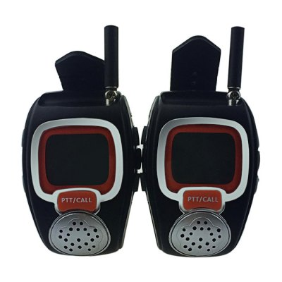 008 2pcs Wrist Watch Style Walkie Talkie