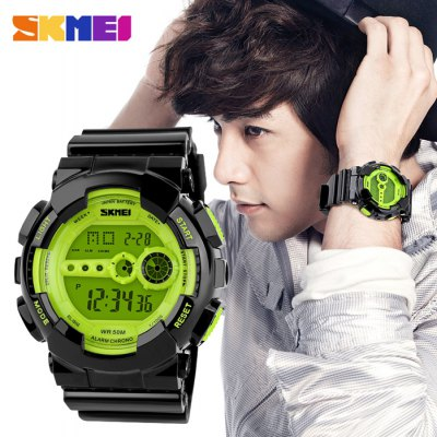 Skmei 1026 LED Military Watch