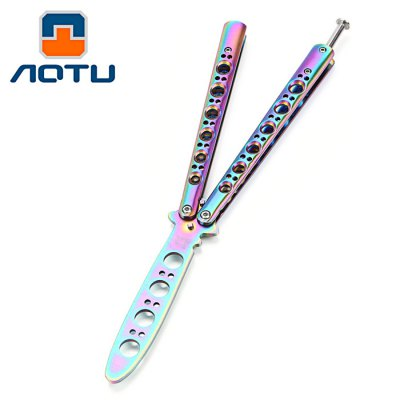 AOTU AT7625 Butterfly Knife