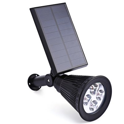2PCS 2 in 1 Solar Powered 4-LED Landscape LightingOutdoor Lights<br>2PCS 2 in 1 Solar Powered 4-LED Landscape Lighting<br><br>Powered source: Solar<br>Light Type: Outdoor Light,Solar Light<br>Optional Light Color: White<br>Total LED: 4<br>Solar Panel : 5V / 2W<br>Battery Capacity: 2200mAh<br>Charging time: 4.5 Hours<br>Product weight: 0.306 kg<br>Package weight: 0.820 kg<br>Package size (L x W x H): 24.80 x 19.40 x 9.60 cm / 9.76 x 7.64 x 3.78 inches<br>Package Contents: 2 x Solar Spotlight, 1 x Pack of Accessories, 1 x Stick, 1 x English User Manual