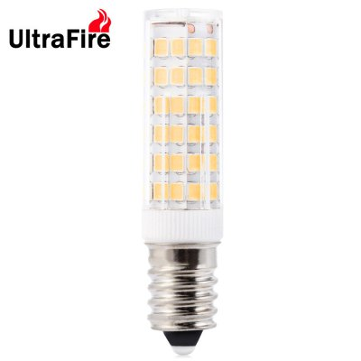 UltraFire E14 9W 75 x SMD 2835 889LM LED Bulb Light