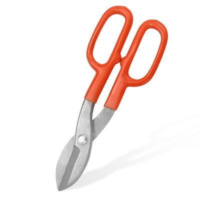 10 inch Offset Aviation Snips for Straight Cut