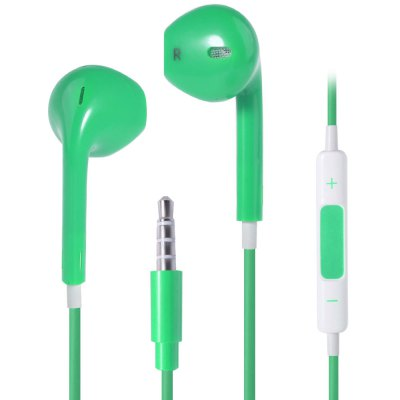 Headphones for iPhone 5 with Remote and Mic