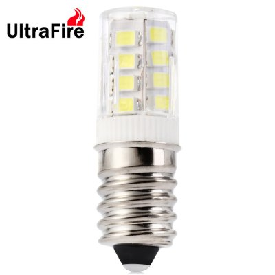 UltraFire E14 3W 289LM 26 x SMD 2835 Mini Ceramic LED Corn Bulb