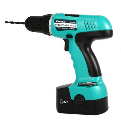 Proskit PT - 1201F Cordless Drill Driver