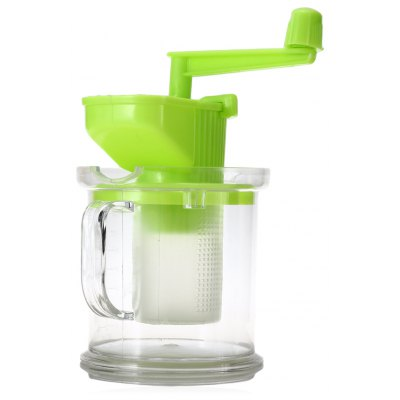 Hand-operated Soybean Milk Maker