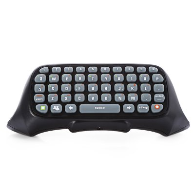 DOBE TYX - 517 Keyboard Controller for XBox 360Game Accessories<br>DOBE TYX - 517 Keyboard Controller for XBox 360<br><br>Compatible with: Xbox 360<br>Features: Other<br>Package Contents: 1 x Keyboard Controller, 1 x English User Manual<br>Package size: 19.00 x 7.50 x 7.00 cm / 7.48 x 2.95 x 2.76 inches<br>Package weight: 0.136 kg<br>Product size: 14.00 x 5.50 x 4.50 cm / 5.51 x 2.17 x 1.77 inches<br>Product weight: 0.067 kg