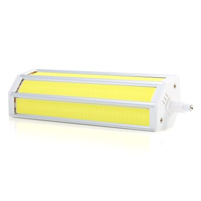 R7S COB 30W 2650Lm Horizontal Plug LED BulbCorn Bulbs<br>R7S COB 30W 2650Lm Horizontal Plug LED Bulb<br><br>Available Light Color: Warm White,White<br>CCT/Wavelength: 2800-3200K,6000-6500K<br>Certifications: CE<br>Emitter Types: COB<br>Features: Long Life Expectancy, Energy Saving<br>Function: Commercial Lighting, Studio and Exhibition Lighting, Home Lighting<br>Holder: R7S<br>Luminous Flux: 2650LM<br>Output Power: 30W<br>Package Contents: 1 x LED Horizontal Plug Lamp<br>Package size (L x W x H): 20.80 x 6.00 x 4.10 cm / 8.19 x 2.36 x 1.61 inches<br>Package weight: 0.175 kg<br>Product size (L x W x H): 19.80 x 5.00 x 3.10 cm / 7.8 x 1.97 x 1.22 inches<br>Product weight: 0.142 kg<br>Sheathing Material: Aluminum<br>Total Emitters: 3<br>Type: Horizontal Plug Lamp<br>Voltage (V): AC 85-265
