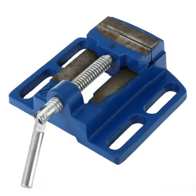Iron 2.5 inch Flat Clamp Bench Vise