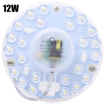 12W 960LM 6000K LED Lamp Module Ceiling Light