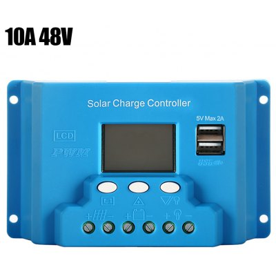TX - 10CL Solar Charge Controller PWM Battery Regulator