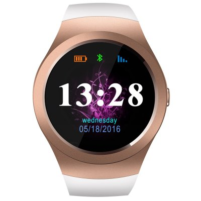 CACGO KS2 Smartwatch PhoneSmart Watch Phone<br>CACGO KS2 Smartwatch Phone<br><br>Brand: CACGO<br>Type: Watch Phone<br>CPU: MTK2502<br>RAM: 64MB<br>ROM: 128MB<br>External Memory: TF card up to 32GB (not included)<br>Compatible OS: Android,IOS<br>Wireless Connectivity: Bluetooth 4.0,GSM<br>Network type: GSM<br>Frequency: GSM850/900/1800/1900MHz<br>Bluetooth: Yes<br>Bluetooth version: V4.0<br>Screen type: IPS<br>Screen size: 1.3 inch<br>Screen resolution: 240 x 240<br>Camera type: No camera<br>SIM Card Slot: Single SIM(Micro SIM slot)<br>TF card slot: Yes<br>Micro USB Slot: Yes<br>Speaker: Supported<br>Picture format: BMP,GIF,JPEG<br>Music format: MP3<br>Video format: 3GP,AVI,MP4<br>Languages: Eglish, French, Spanish, Portuguese, Italian, Dutch, Rassian, Polish, Turkish<br>Additional Features: 2G,Alarm,Bluetooth,Calculator...,Calendar,Notification,People,Sound Recorder<br>Functions: Anti-lost alert,Message,Pedometer,Remote Camera,Sedentary reminder,Sleep monitoring<br>Cell Phone: 1<br>Battery: 1 x 300mAh<br>USB Cable: 1<br>English Manual : 1<br>Product size: 5.08 x 4.33 x 1.29 cm / 2 x 1.7 x 0.51 inches<br>Package size: 11.00 x 9.00 x 9.00 cm / 4.33 x 3.54 x 3.54 inches<br>Product weight: 0.060 kg<br>Package weight: 0.213 kg