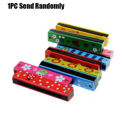Cute Electronic Harmonica Children Educational Toy