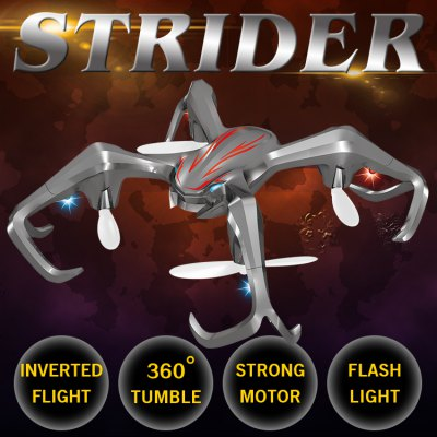 Striders S6 Inverted RC Quadcopter