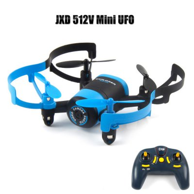 JXD 512V Mini UFO RC Quadcopter