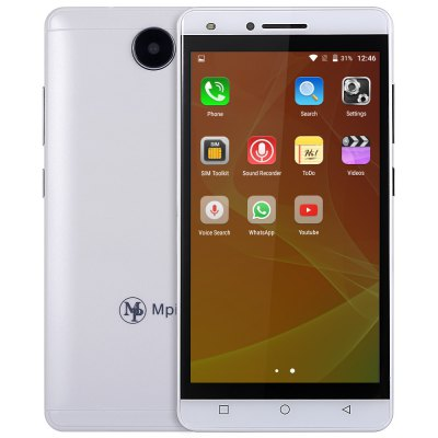 Mpie MG6 Androide 5.1 5.0 pollici 3G Smartphone