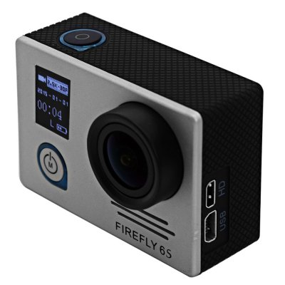 Hawkeye Firefly 6S 4K WiFi Sport HD DV Camera
