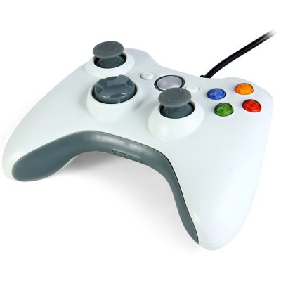 UB360 USB 2.0 Wired GamepadMouse<br>UB360 USB 2.0 Wired Gamepad<br><br>Model: UB360<br>Package Contents: 1 x UB360 USB 2.0 Wired Gamepad<br>Package size: 18.40 x 15.60 x 7.60 cm / 7.24 x 6.14 x 2.99 inches<br>Package weight: 0.326 kg<br>Product size: 15.00 x 10.50 x 5.50 cm / 5.91 x 4.13 x 2.17 inches<br>Product weight: 0.232 kg