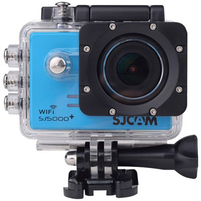 SJcam SJ5000 Plus Ambarella A7LS75 16MP 60FPS 1.5 Inch Screen Wifi Sport Action Camera Car DVR