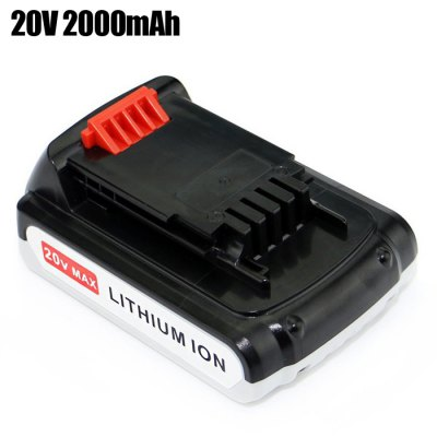 2000mAh 20V Li-ion Power Tool Drill Battery