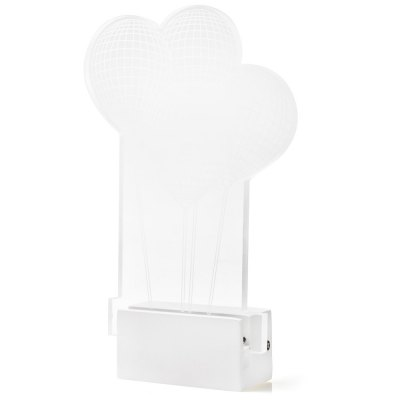 LED Wall Sconce Acrylic Balloon Style Living Room Bedroom babyliss pro машинка для стрижки forfex pro fx660se