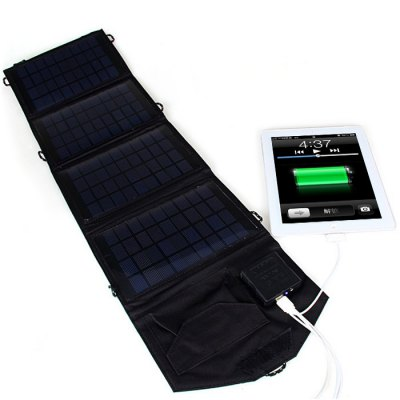 SW-N14T 14W Foldable Portable Solar Charger Pack