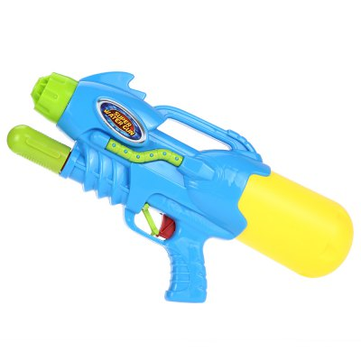 Water Gun Parent-child Interaction ToyOutdoor Fun &amp; Sports<br>Water Gun Parent-child Interaction Toy<br><br>Nature: Gun<br>Materials: Plastic<br>Appliable Crowd: Unisex<br>Specification: None<br>Package weight: 0.282 kg<br>Product size: 40.00 x 21.50 x 8.00 cm / 15.75 x 8.46 x 3.15 inches<br>Package size: 41.00 x 22.00 x 9.00 cm / 16.14 x 8.66 x 3.54 inches<br>Package Contents: 1 x Water Gun