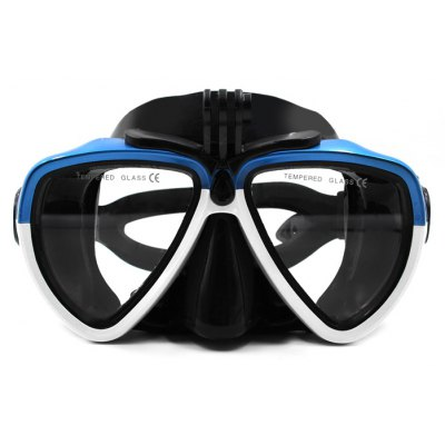 TELESIN Tempered Glass Dive Glasses