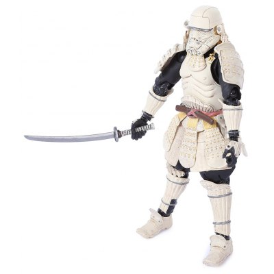 PVC Action Figure Toy - 7 inch