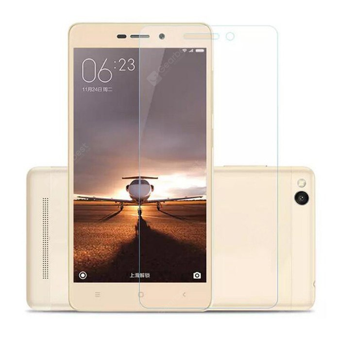 ASLING Tempered Glass Protective Film for Xiaomi Redmi 3 170039301