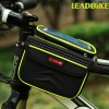 best Leadbike A46 Top Front Frame Tube Bag