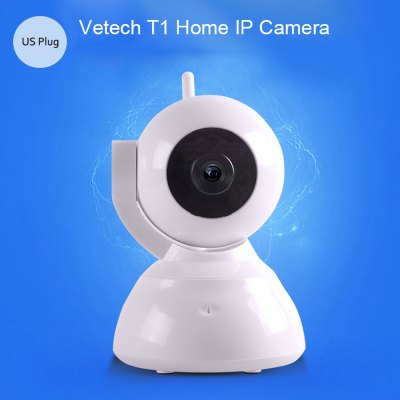 Vetech T1 Home WiFi 960P IP Alarm Camera Support TF Card Extended