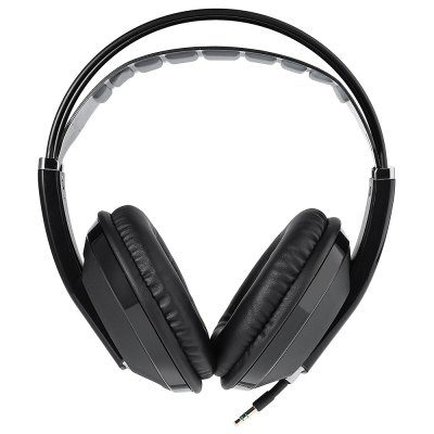 Superlux HD662 EVO Monitoring Studio HeadphonesOn-ear &amp; Over-ear Headphones<br>Superlux HD662 EVO Monitoring Studio Headphones<br><br>Application: Computer, Portable Media Player, Mobile phone, DJ<br>Brand: Superlux<br>Color: Black,White<br>Compatible with: Computer<br>Connectivity: Wired<br>Driver unit: 50mm<br>Frequency response: 10Hz-30KHz<br>Function: Noise Cancelling<br>Headset type: Dynamic<br>Impedance: 32ohms<br>Input Power: 200mW<br>Model: HD662 EVO<br>Package Contents: 1 x Superlux HD662 EVO Monitoring Headphones, 1 x 1m Audio Cable, 1 x 3m Audio Cable, 1 x 6.3mm to 3.5mm Jack Adapter, 1 x Cable Clip, 2 x Earmuff, 1 x Carry Bag, 1 x English and Chinese User Manual<br>Package size (L x W x H): 24.00 x 12.50 x 24.50 cm / 9.45 x 4.92 x 9.65 inches<br>Package weight: 0.770 kg<br>Plug Type: 3.5mm<br>Product size (L x W x H): 19.00 x 11.00 x 20.00 cm / 7.48 x 4.33 x 7.87 inches<br>Product weight: 0.218 kg<br>Sensitivity: 98 dB (S.P.L at 1KHz)<br>Wearing type: Headband