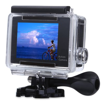 H8 170 Degree Wide Angle 4K Ultra HD WiFi Action Camera