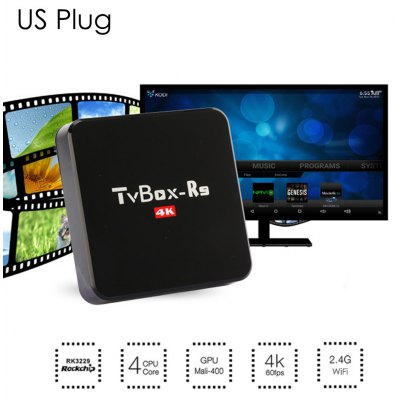 TV Box-R9 Android 4K TV Box HD 64Bit