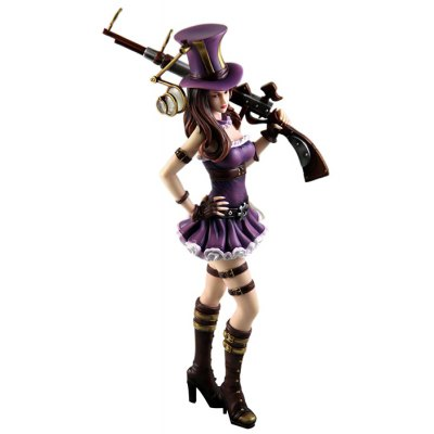 PVC Static Online Role-playing Game Figurine Character Model